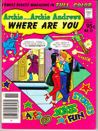 Archie... Archie... Andrews Where are You # 12