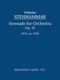 Serenade, Op. 31 (1919 revision)