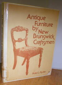 Antique Furniture By New Brunswick Craftsmen