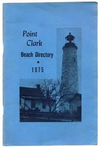 Point Clark Beach Directory 1975
