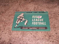 Know The Game Rugby League Football