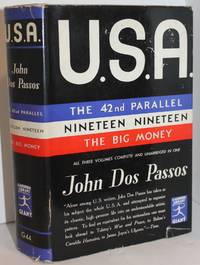 image of U.S.A.: The 42nd Parallel, Nineteen Nineteen, The Big Money