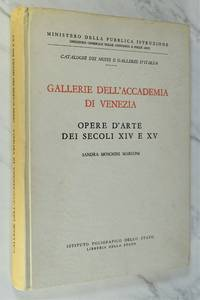 image of GALLERIE DELL'ACCADEMIA DI VENEZIA: OPERE D'ARTE DEI SECOLI XIV E XV