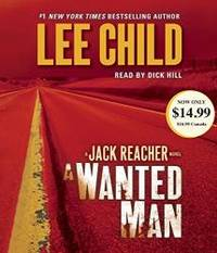 image of A Wanted Man (Jack Reacher)