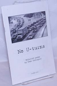 image of No U-turns: selected poems