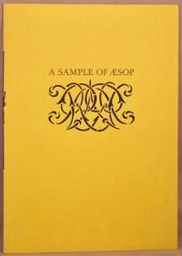 A Sample of Aesop.