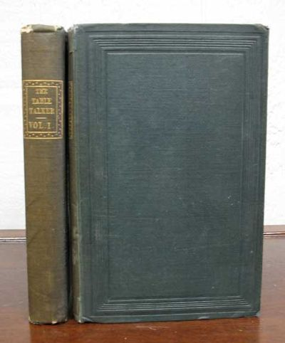 London: Wm. Pickering, 1840. 1st book edition. Blue-green cloth w/ gilt spine lettering. VG (spine d...