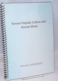image of Korean Popular Culture and Korean Wave