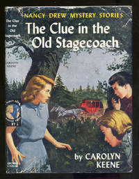 The Clue in the Old Stagecoach: Nancy Drew Mystery Stories, 37