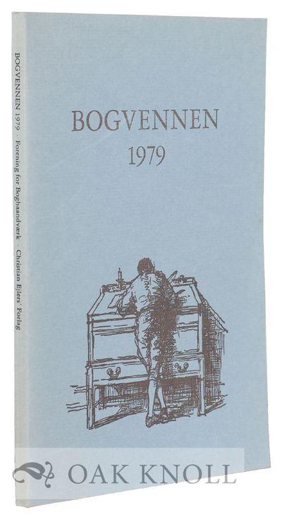 Copenhagen: Forening for Boghaandvaerk, 1970. sewn, stiff paper wrappers. large 8vo. sewn, stiff pap...