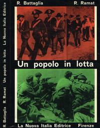 Un popolo in lotta by  R.Ramat R.Battaglia - IED - 1961 - from Controcorrente Group srl BibliotecadiBabele and Biblio.com