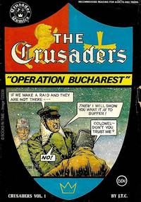 Crusader Comics: The Crusaders (Vols. 1-13)
