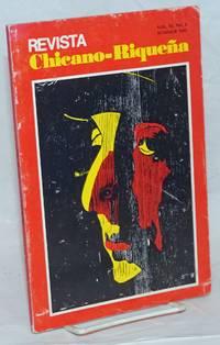 Revista Chicano-riqueña; vol. xi, no. 2, Summer 1983 (special Gary Soto issue)