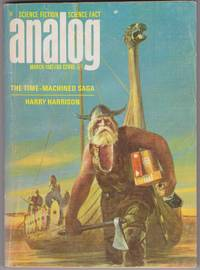image of Analog: Science Fiction / Science Fact - March 1967