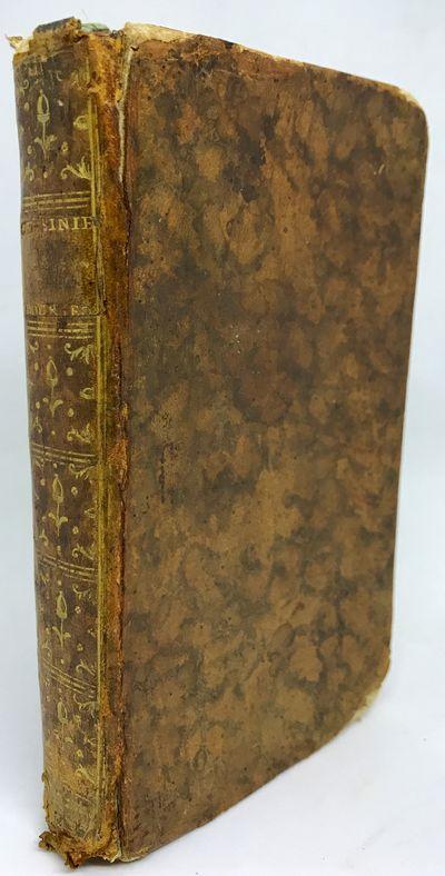 Bruxelles: Chez Francois Foppens, 1771. Hardcover. Full marbled calf, gilt flower design to spine, w...