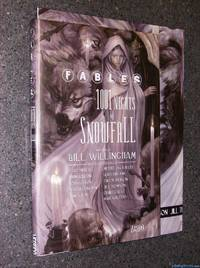 *Signed 5x* Fables: 1001 Nights of Snowfall (1st) +Poster