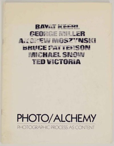 New York: The Robert Freidus Gallery Inc, 1982. First edition. Softcover. Exhibition catalog for a g...