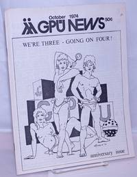 image of GPU News [vol. 4, #1] October 1974: We're Three - Going on Four!