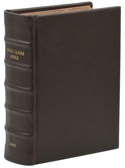 London: Robert Barker, 1616. The King James Version. Good. London: Robert Barker, 1616. London: The ...