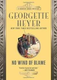 image of No Wind of Blame (Country House Mysteries)