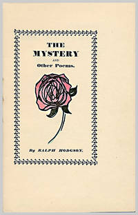THE MYSTERY AND OTHER POEMS