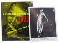 A Pictorial History of Jazz: People and Places from New Orleans to Modern Jazz