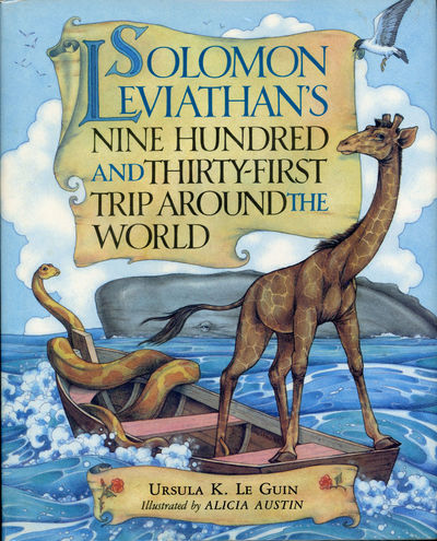 New York: Philomel Books, 1988. Large octavo, illustrations by Alicia Austin, pictorial boards. Firs...
