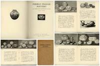 "Illustrated ""Pueblo Indian Pottery,"" Anthropology Lab., Santa Fe, NM, 1938"
