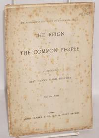 image of The Reign of the Common People