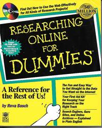 image of Researching Online For Dummies
