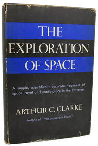 THE EXPLORATION OF SPACE by Arthur C. Clarke - Hardcover - Book Club (BCE/BOMC) - 1951 - from Rare Book Cellar and Biblio.co.uk