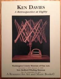 Ken Davies: A Retrospective at Eighty