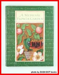 Medieval Flower Garden - Calligraphy by Georgia Deaver