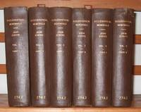 Ecclesiastical memorials relating chiefly to religion, and the reformation of it : and the emergencies of the Church of England, under King Henry VIII. King Edward VI. and Queen Mary the I. : with large appendixes, Etc  ( 3 Volumes Bound in Six )