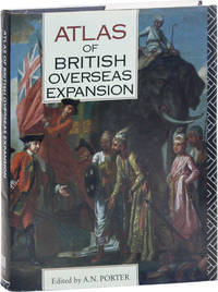 image of Atlas of British Overseas Expansion