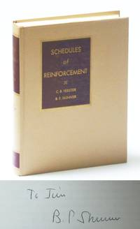 Schedules of Reinforcement (The Century Psychology Series)