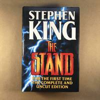 image of The Stand: The Complete And Uncut Edition