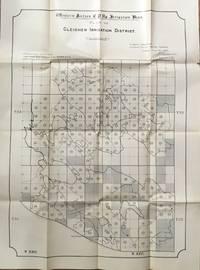 Western Section C. P. Ry. Irrigation Block, Plan of Gleichen Irrigation  District