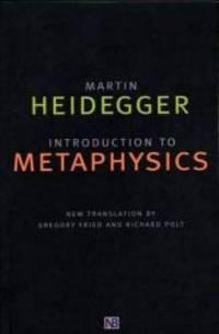 image of Introduction to Metaphysics (Yale Nota Bene S)
