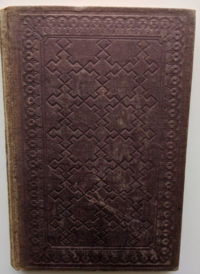 New York: C. M. Saxton & Co., Agricultural Book Publishers, 1857. 8vo. 195 x 130 mm., . 120 pp., plu...