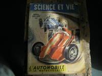 image of Science et Vie l' Automobile et La Motocyclette