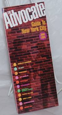 The Advocate Guide to New York City June 1994 [brochure]