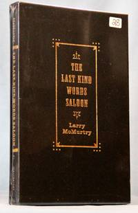 image of The Last Kind Words Saloon (Signed, Limited Edition)
