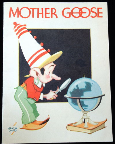 Battle Creek, Michigan : Kellogg Company, 1935. A few Mother Goose tales have been put together by K...