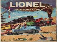 Lionel '027' Super 'O' HO