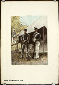 School of West Point, Mounted and Unmounted, 1889