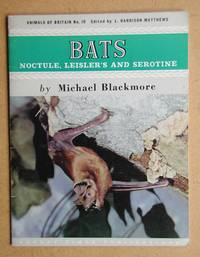 image of Bats: Noctule, Leisler's & Serotine.