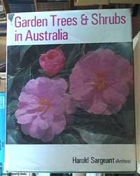 Garden Trees and Shrubs in Australia