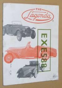 The Lagonda: the magazine of the Lagonda Club: No.34, Spring 1960 by A B Whitelegge [ed] - Paperback - 1960 - from Nigel Smith Books (SKU: 20081915-92)