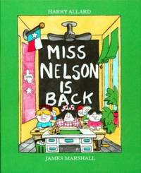 image of Miss Nelson is Back: Reading Rainbow